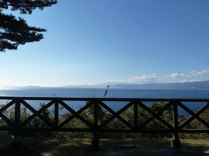 真鶴岬から伊豆半島の絶景を眺めてみよう