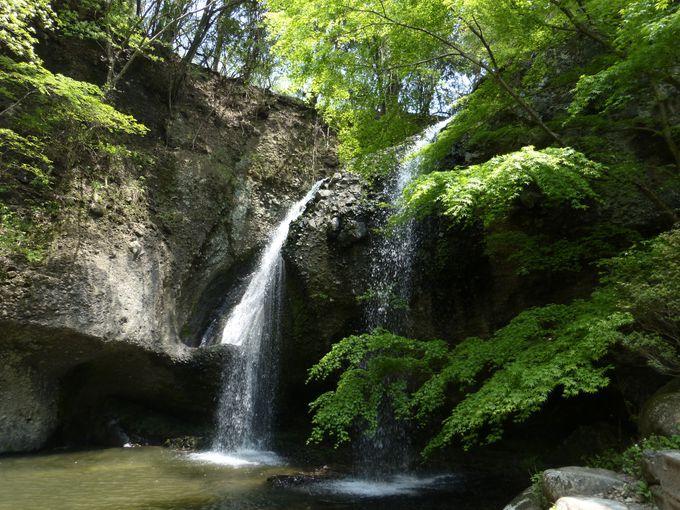 安産・開運祈願のパワースポット!月待の滝