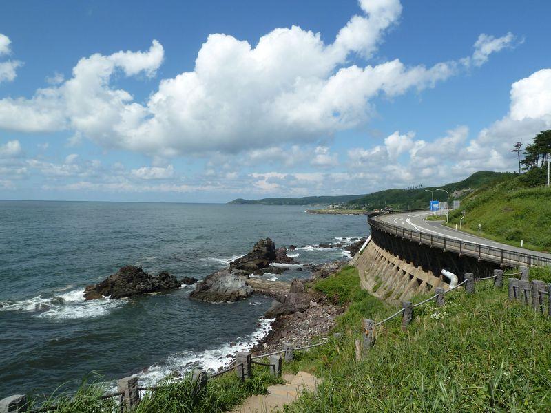 鳥海山麓の街・山形県遊佐町で楽しむ海・山・川の絶景!