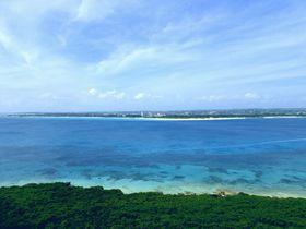 宮古島から先の離島へ!絶景広がる来間島をぐるっと一周
