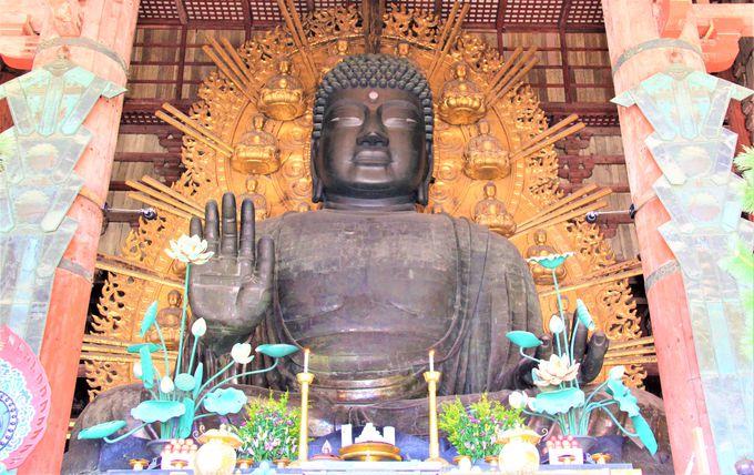 「奈良の大仏」の魅力再発見!なぜ、あなたはそんなお姿なのか?