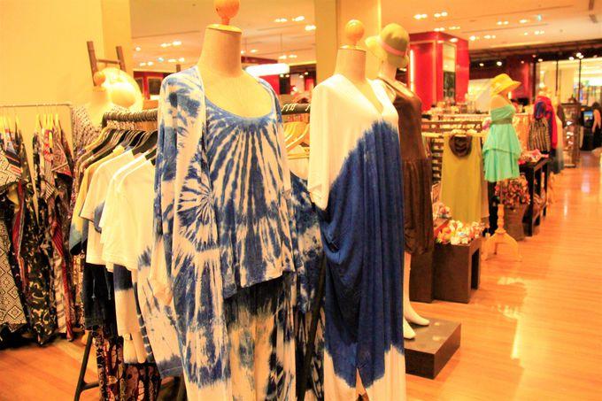 ファッションブランドやアクセサリーなど、優れたタイ土産がいっぱい!