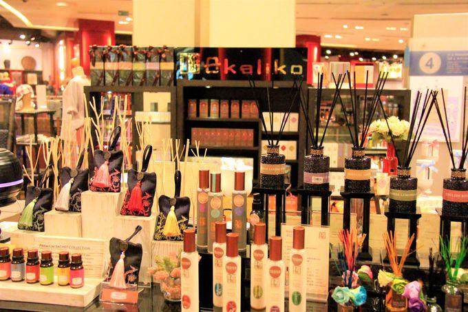 ホームスパ「 Akaliko(アカリコ)」、アジアンな雑貨「LOYFAR(ロイファー」も人気