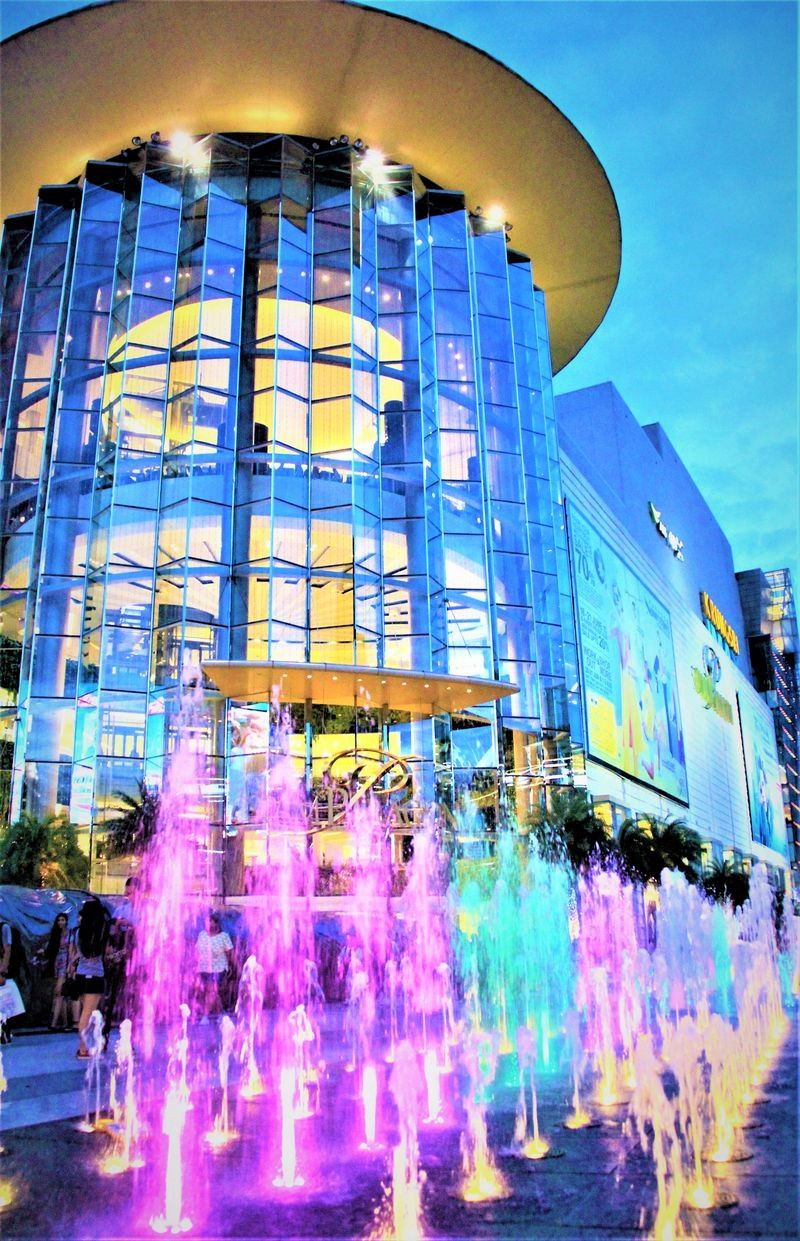 バンコク高級デパート・サイアムパラゴン4階フロア「エキゾチック タイ(Exotique Thai)」