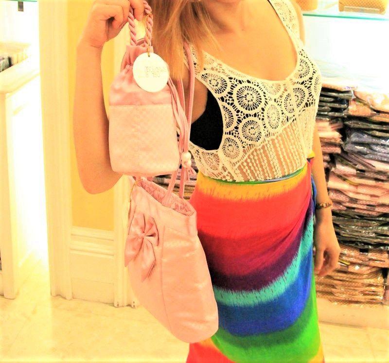 女子が喜ぶ人気タイ土産!リボンバッグNaRaYa(ナラヤ)の選び方、買い方