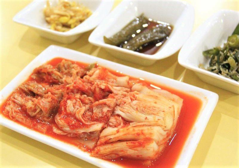 家庭的な北朝鮮料理!マイルドで優しい味わい