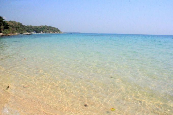 サメット島の秘境ビーチ!ティアン湾/アオ・キウナーノック・ビーチ/アオ・ノイナ・ビーチ
