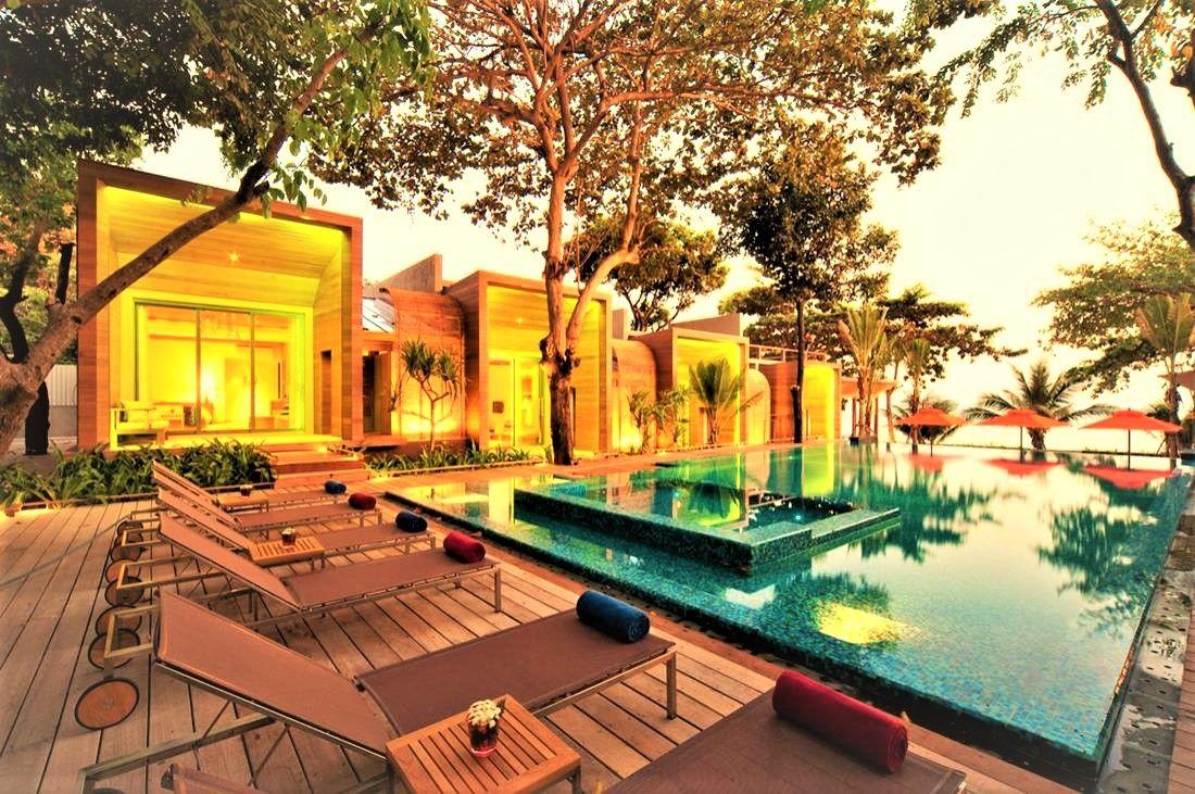 サメットのホテルは「ル・ヴィマーンコテージ&スパ」「パラディーリゾート」「サイケオビーチ リゾート」