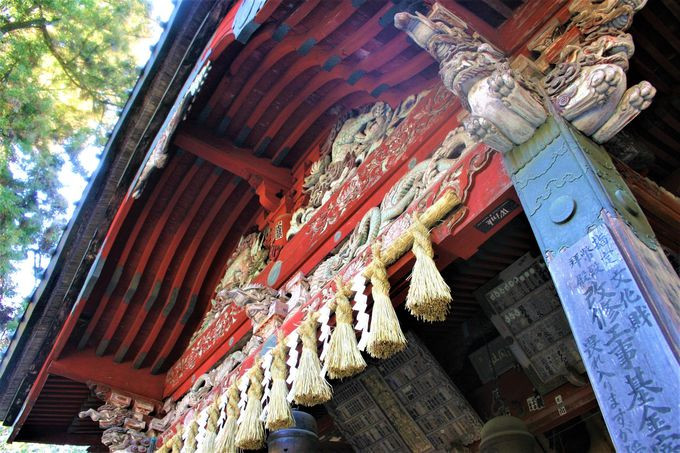 女神のパワーが強く渦巻く最強パワースポット!世界文化遺産の「北口本宮冨士浅間神社」