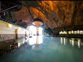 まさに竜宮城!南紀勝浦の『ホテル浦島』で湯ったりしよう