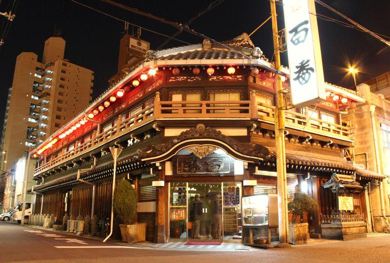 遊郭建築に、日本一のビル!新旧のコントラストがおもしろい!庶民の街〜大阪・阿倍野界隈