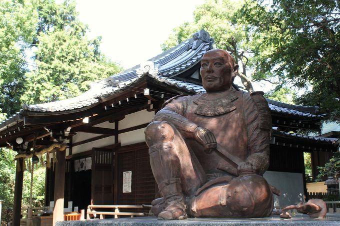 猛将・真田幸村の終えんの地 安居神社