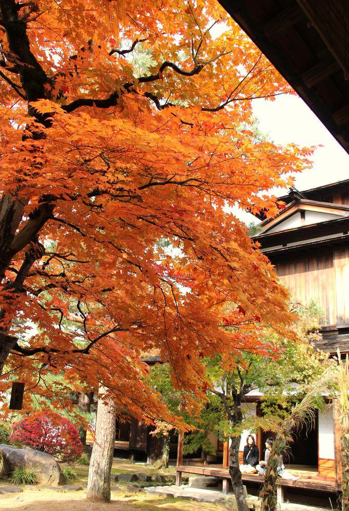 日本で唯一、風情たっぷりの高山陣屋