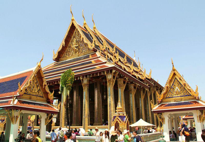 タイ・バンコク随一の観光スポット!王宮の見どころベスト5