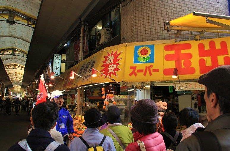 大阪ディープスポット17選!たまにはこんな観光プランはいかが?