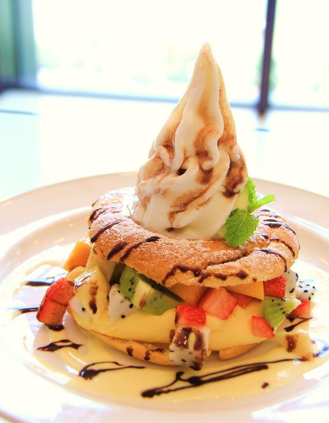 超穴場のカフェ「Sfree」 ジャンボシュークリームは絶対おすすめ!