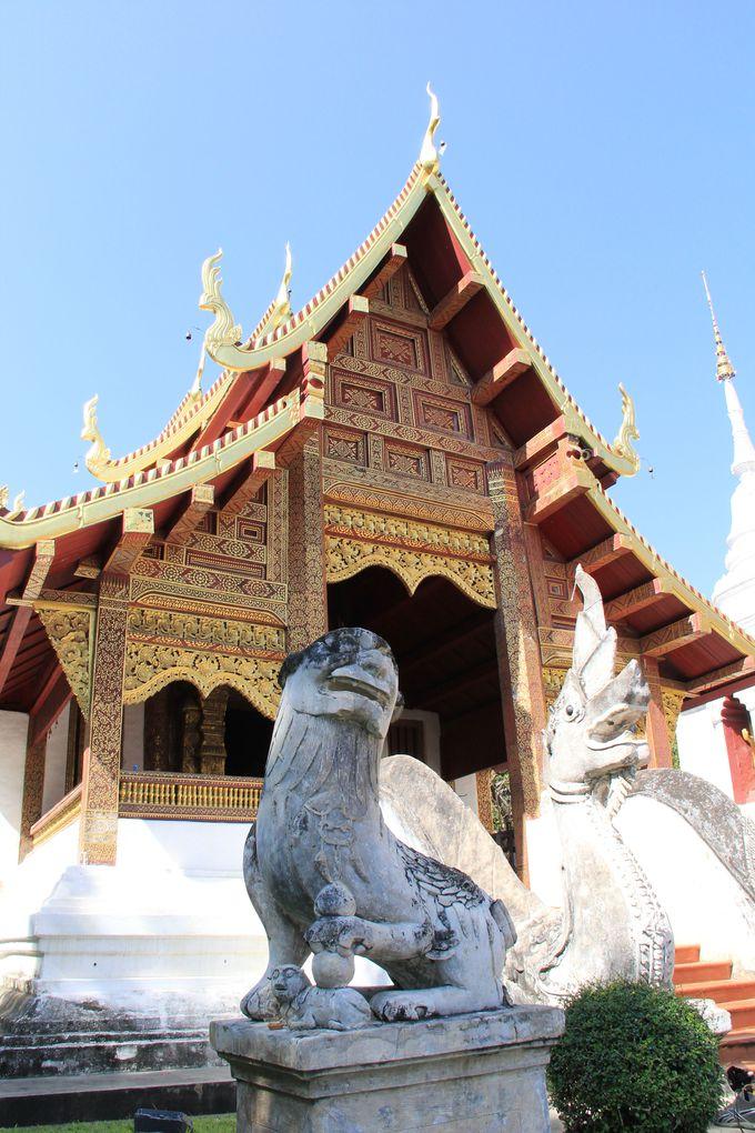 多くのタイ人から信仰を集めるライカム礼拝堂