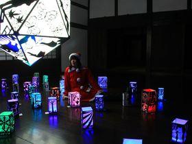 一夜の幻想トリップ!大阪・くまとりイルミネーションナイト|大阪府|トラベルjp<たびねす>
