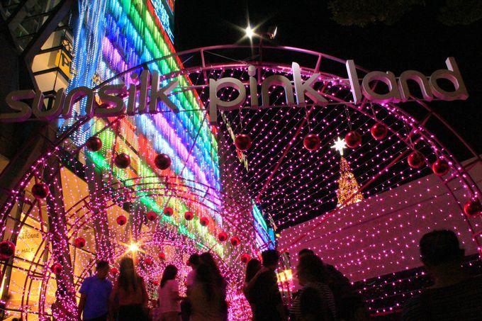 タイ人もクリスマスは大好き!年が明けてもクリスマス気分