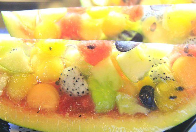 南国フルーツの「おいしさ」ぎっしり!絶品のフルーツゼリー