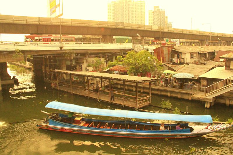 カリブの海賊より楽しい!バンコクの超ディープな舟旅「プラカノン運河」