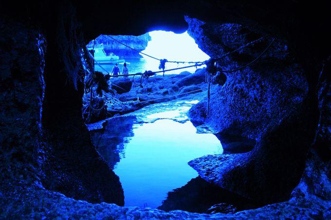 """2つの""""パラレルビーチ""""をつなぐ不思議な洞窟!"""