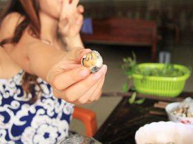 グロテスク?ベトナム旅で「孵化直前ウズラ卵」にチャレンジ