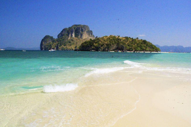 タイ・クラビ随一の景観!「チキン島」からの眺めが絶景すぎる