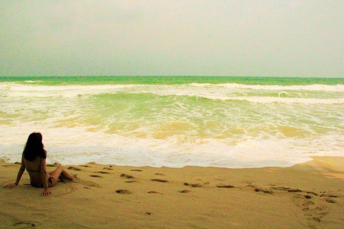 いつまでも眺めていたい!不思議な癒しの海