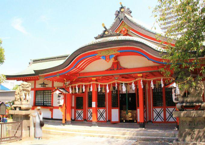 創建は紀元前!勾玉に由来!大阪「玉造稲荷神社」
