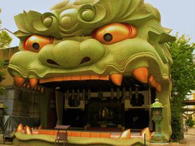 ガハハで金運・勝負運UP!大阪「難波八阪神社」に外国人観光客も注目|大阪府|トラベルjp<たびねす>