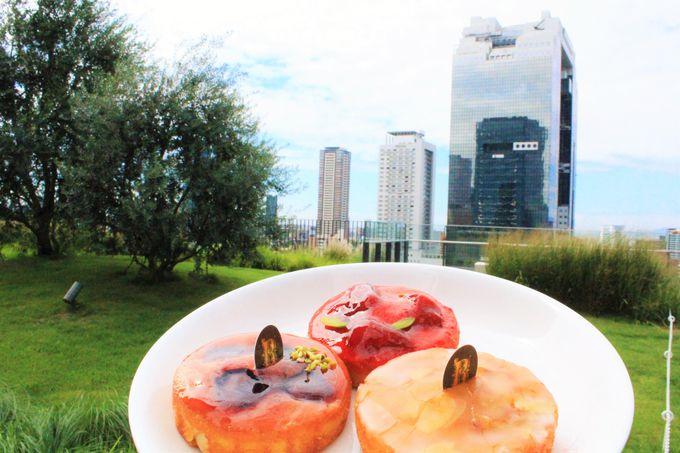 スイーツ・ランチピクニックも楽しめる!グランフロント大阪の「テラスガーデン」