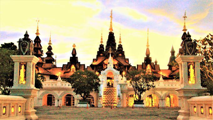 チェンマイに地上の楽園を再現!「ザ ダラ デヴィ ホテル チェンマイ 」