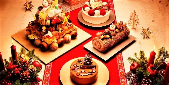 ゴージャスで芸術的に美しい!帝国ホテル大阪の限定クリスマスケーキ
