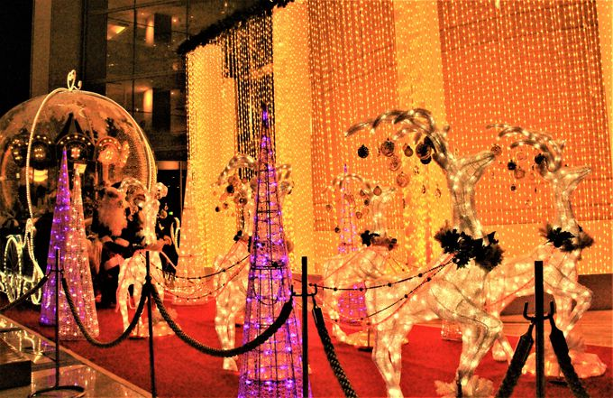 ワンランク上の特別メニュー!大人が楽しむクリスマス「ヒルトン大阪」