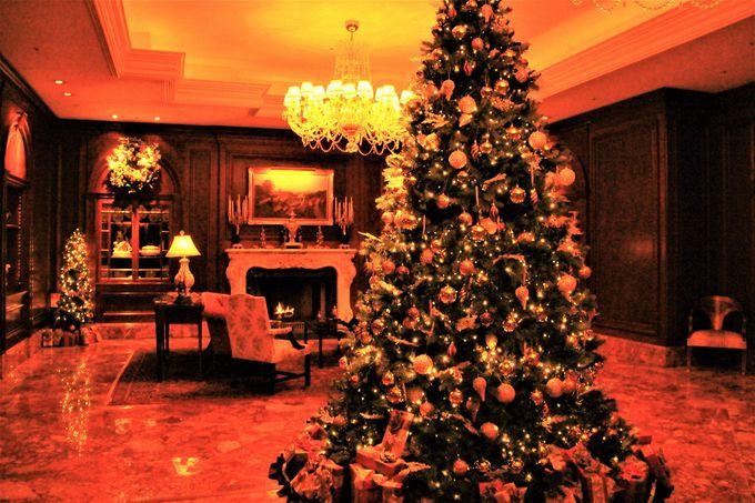 中世ヨーロッパの古城で楽しむクリスマス「ザ・リッツ・カールトン大阪」
