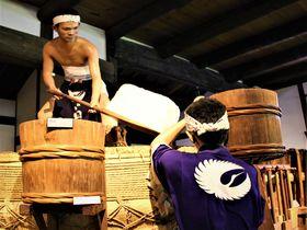 神戸観光は「灘の酒蔵巡り」もおすすめ!試飲激戦区の人気店「白鶴」「菊正宗」|兵庫県|トラベルjp<たびねす>