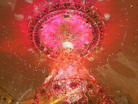大阪・冬の陣!阪急vs新梅田シティのクリスマスマーケット対決|大阪府|トラベルjp<たびねす>