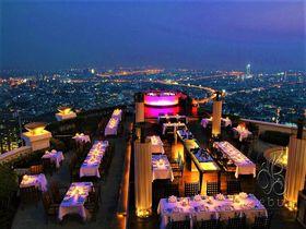 バンコク観光名物!夜景が美しい絶景ルーフトップバー15選