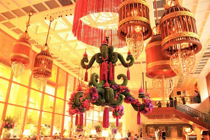 バンコクで優雅に過ごす!ラグジュアリーな5つ星ホテル3選