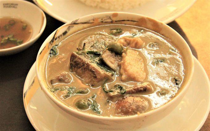 タイのカレー&スープ類