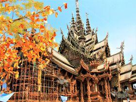 タイ観光旅行でおすすめ!バンコク三大寺院などタイ寺院15選