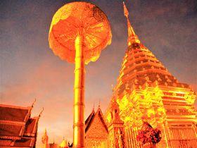 タイ観光で必見!バンコク・アユタヤ等タイの寺院・遺跡15選