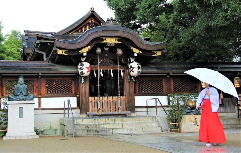 京都パワースポット〜自然編 「晴明神社」「三千院」「鞍馬寺」