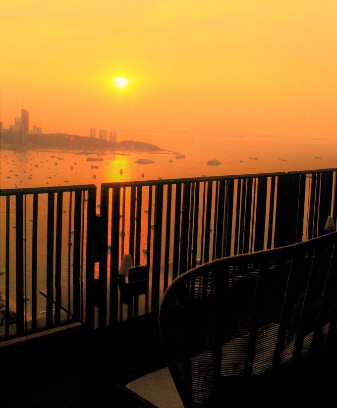 パタヤの絶景ルーフトップバー「Horizon」 水平線の彼方を感じる特別な時間