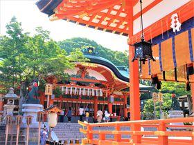 千本鳥居だけじゃない!京都「伏見稲荷大社」のパワーの源流を探る旅|京都府|トラベルjp<たびねす>