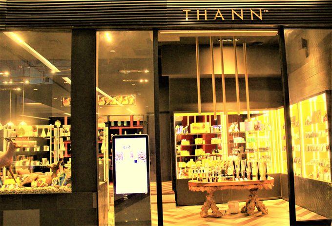 2位 タイの伝統療法×最新科学のコスメ「THANN(ターン)」