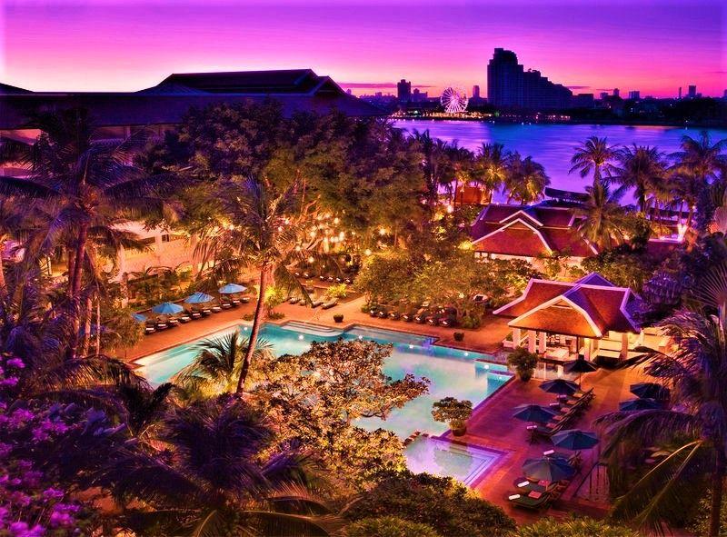 リバーサイドホテル「アヴァニ リバーサイドホテル」「アナンタラ リバーサイド」「シャングリラホテル」