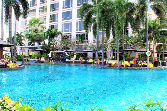 プルーンチットの高級ホテル「オークラ プレステージ」「プラザアテネバンコク」「コンラッド バンコク」