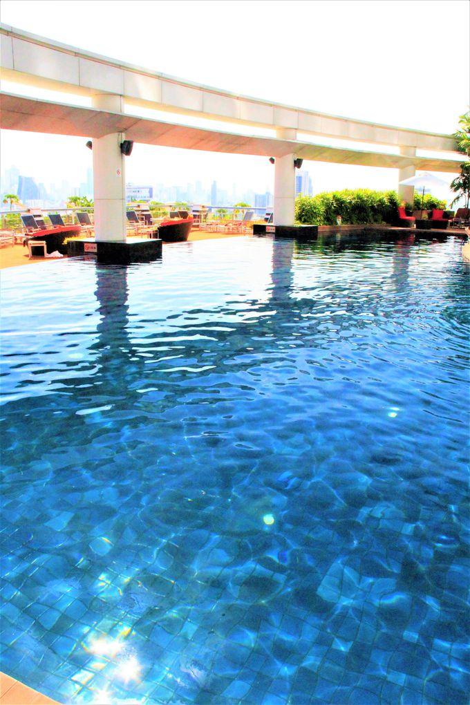 サイアム地区高級ホテル「サイアム@サイアム」「センタラ・グランド」「グランド ハイアット エラワン」